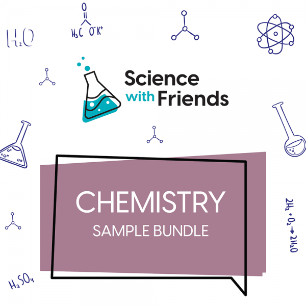 Learning with Friends Anatomy Sample Bundle